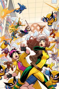 X-Men '92 #3 Variant Cover