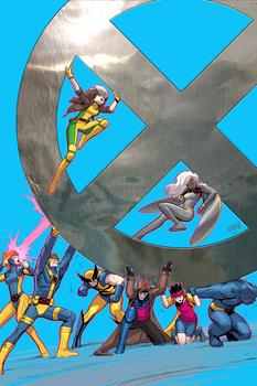 X-Men '92 #4 Variant Cover