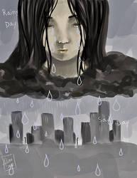 Original: Rainy day, Sad day
