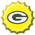 Green Bay Packers Cap by sportscaps