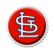St. Louis Cardinals Cap 1 by sportscaps