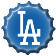 Los Angeles Dodgers Cap by sportscaps