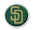 San Diego Padres Cap 2 by sportscaps