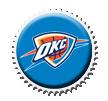 Oklahoma City Thunder Cap by sportscaps