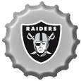 Oakland Raiders Cap by sportscaps