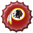 Washington Redskins Cap by sportscaps