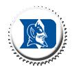 Duke Cap by sportscaps