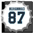 Muhsin Muhammad Cap by sportscaps