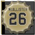 Duece McAllister Cap by sportscaps