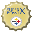 Super Bowl X Cap by sportscaps
