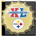 Super Bowl XL cap by sportscaps