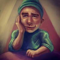 dwarf bignose by LapisbolpenArt