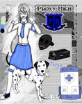 Proxy High Student ID-Elis Zar #3