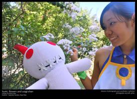 Disgaea - Kumi and Usagi Chan