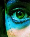 Gaze Of the Spotlight's Eye by a3t3rnum