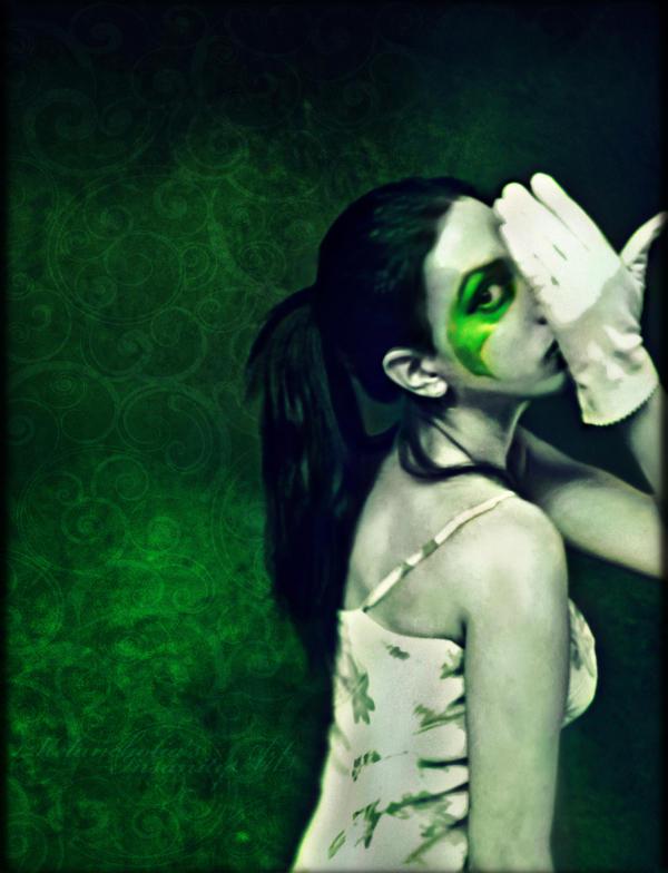 Emeraldia Masquerade by a3t3rnum