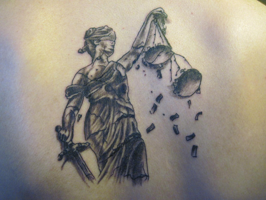 Tatoo-And Justice for All by Atrash666 on DeviantArt