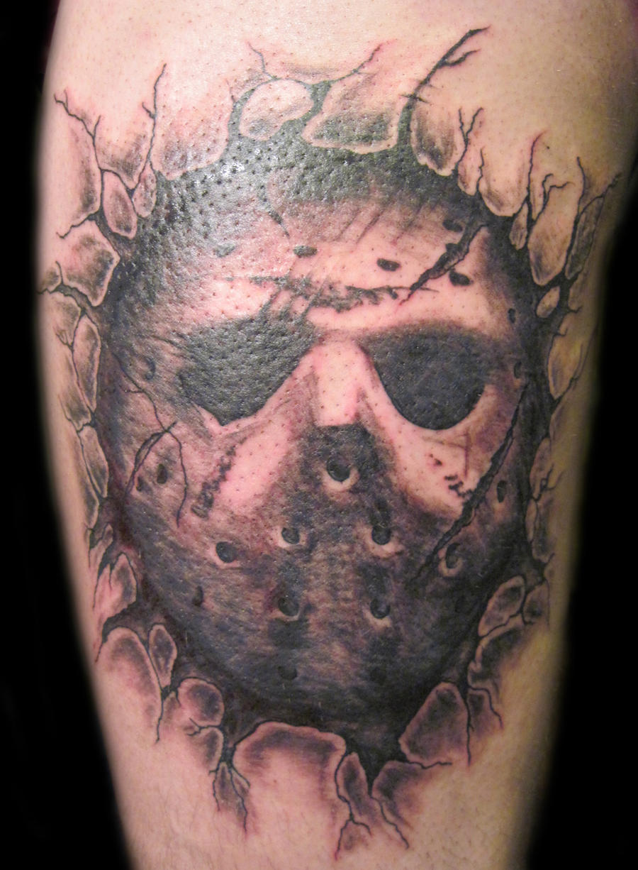 tattoo jason by atrash666 on deviantart. Black Bedroom Furniture Sets. Home Design Ideas