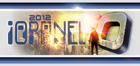 IOPANEL.NET 2012 LOGO by enemia