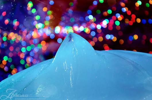 Ice bokeh