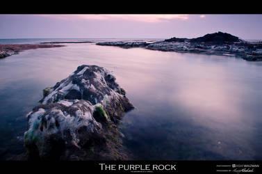 Purple Rock 1920x1272 by enemia