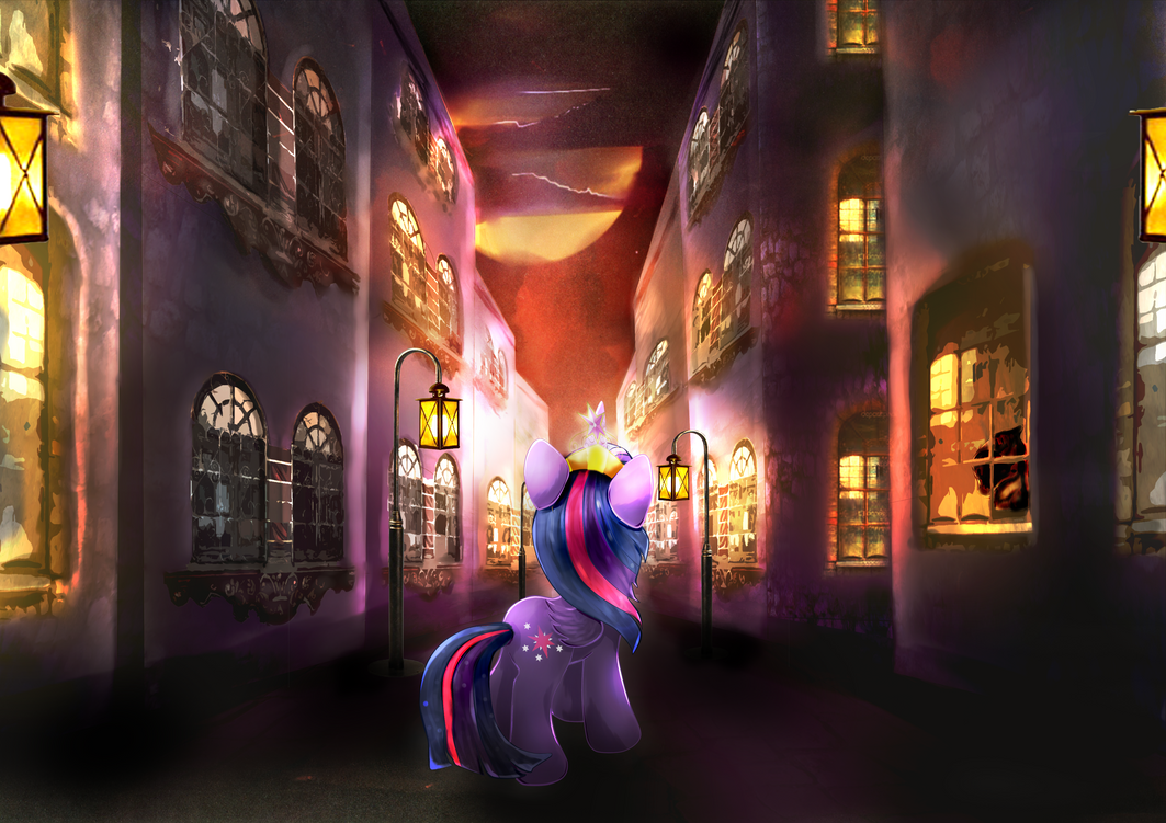 Twilight by L1nkoln