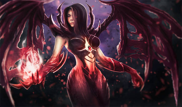 Shadow fiend r 63 by L1nkoln
