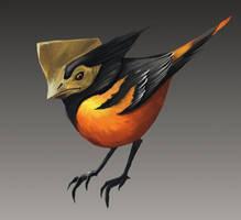 Bird by L1nkoln
