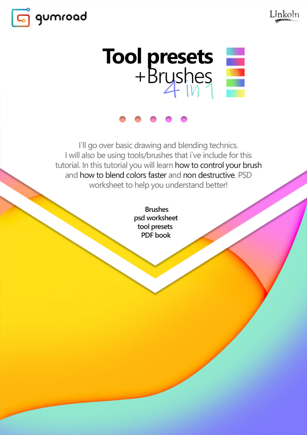 Tool presets + Brushes by L1nkoln