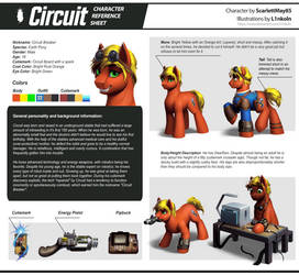 Reference sheet for ScarlettMay85 by L1nkoln
