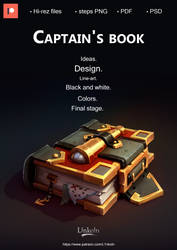 Captain's book Tutorial by L1nkoln