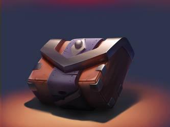ArtCraft project. Bag