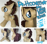 My Little Pony: Dr. Whooves Plushie