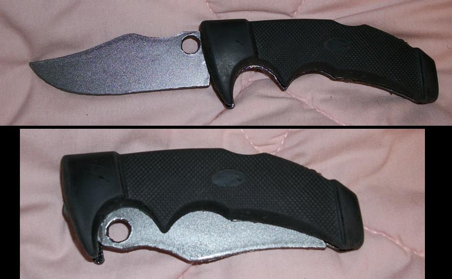 Izaya's Knife by ArchonicZen