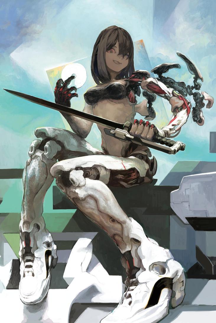 Robotics Body by 8939