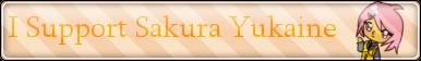 Sakura Yukaine Button By Starlight Enterprise by Lunashiiki