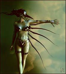 CY Raven by ValentinaKallias