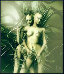Twins by ValentinaKallias