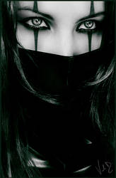 Killer harlequin by ValentinaKallias
