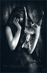 Silent Mourner by ValentinaKallias