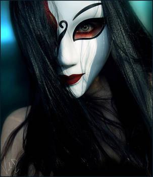 The Ghost by ValentinaKallias