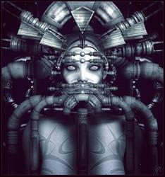 Silent Queen by ValentinaKallias