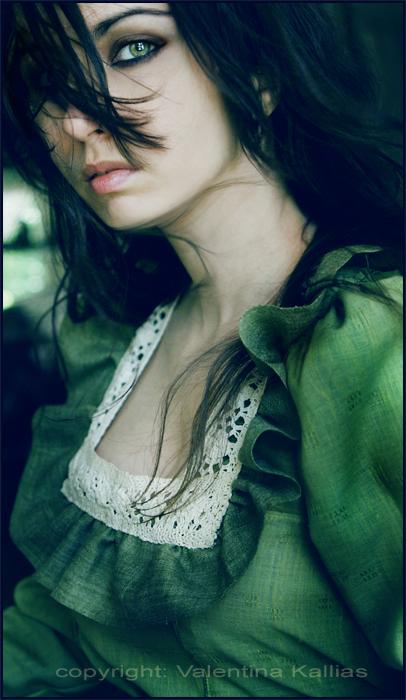 Vlad Dracul's Daughter by ValentinaKallias
