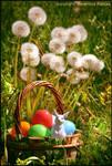 Happy Easter by ValentinaKallias