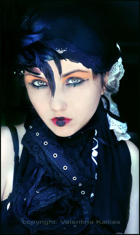 Dark Cabaret by ValentinaKallias