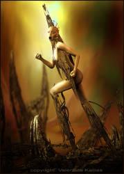 Tortured Soul-the nightmare by ValentinaKallias