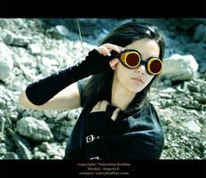 Post-apocalyptic 4 - Angela by ValentinaKallias