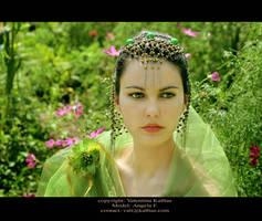 Bittersweet Envy - Angela by ValentinaKallias