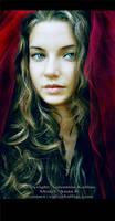 Little Red turned Vampire by ValentinaKallias