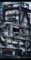 Industrial beauty